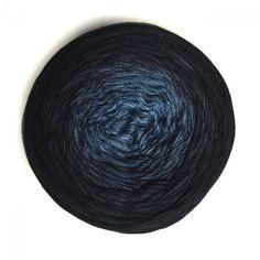Farbspiele LACE *DENIM * Black * Neue Serie - 4-fach Unikate - Farbspiele Unikate - 100Farbspiele