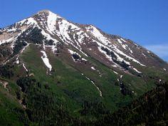 Provo Peak, June 21, 2006