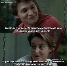 Sad Quotes, Movie Quotes, Jhon Green, Incredible Film, Cute Phrases, Tfios, Sad Day, Life Thoughts, The Fault In Our Stars