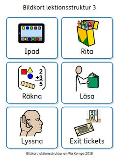 Clear lesson structure for a calmer classroom · Teachers .- Tydlig lektionsstruktur för ett lugnare klassrum · Lärarnas Riksförbund Clear lesson structure for a quieter classroom · Teachers' Association - Adhd And Autism, Teacher Inspiration, Classroom Inspiration, Calm Classroom, Learn Swedish, Swedish Language, Pre School, Special Education, Ideas
