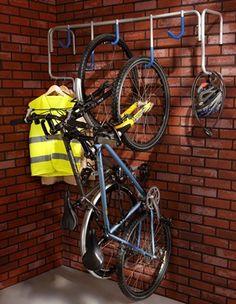 Range vélo, rangement vélo, crochet vélo, support vélo | MOTTEZ Plus