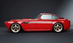 The Ferrari F340 Competizione. Only three of these beauties were made. >.