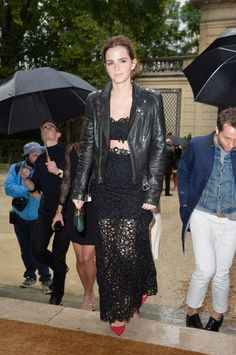 Emma Watson's Perfect Outfit--And How To Pull It Off