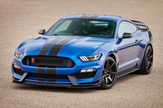 Ford Mustang Shelby GT350 Silnik: 5.2l V8 Moc: 526 KM Maks. moment obrotowy: 582 Nm #Ford #FordPerformance #ShelbyGT350 #FordGT350 #Mustang