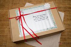 przeróbka pudełka na prezentowe