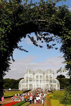 Jardim Botânico, Curitiba Great Places, Places To Go, Public Service, Best Cities, Brazil, Dolores Park, America, City, Pictures