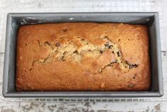 Fig bread, a popular quick bread made with figs and pecans. This fig bread makes…