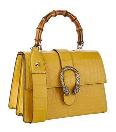 Gucci Small Dionysus Bamboo Top Handle Bag   Harrods.com