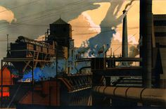 Norman Wilkinson: Steel, British Railways