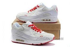 https://www.jordanse.com/nike-air-max-90-mens-white-almond-red.html NIKE AIR MAX 90 MENS WHITE ALMOND RED Only 79.00€ , Free Shipping!