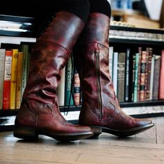 284cec40dc2 womens freebird cyn wine boot Exclusive Collection