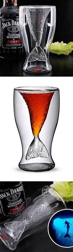 Mermaid glass #product_design