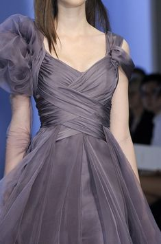 Christophe Josse Couture Fall 2010 - Details
