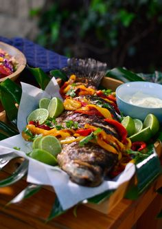 Brenda Fassie themed fish braai with Moshe Ndiki on The Hostess with Lorna Maseko Tacos, Mexican, Fish, Ethnic Recipes, Pisces, Mexicans