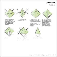 origami bases - Google zoeken