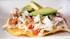Delicioso, saludable y fresco platillo que puedes ofrecer en una comida como botana o incluso plato fuerte. Su sabor es incomparable, y es bastante económico.