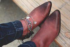 Introducing: Shoe Jewelry