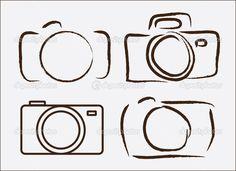 camara fotografica ilustracion - Buscar con Google Más