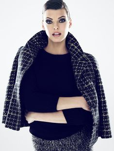 Talbots Fall 2010 Campaign | Linda Evangelista by Mert & Marcus | Fashion Gone Rogue: The Latest in Editorials and Campaigns