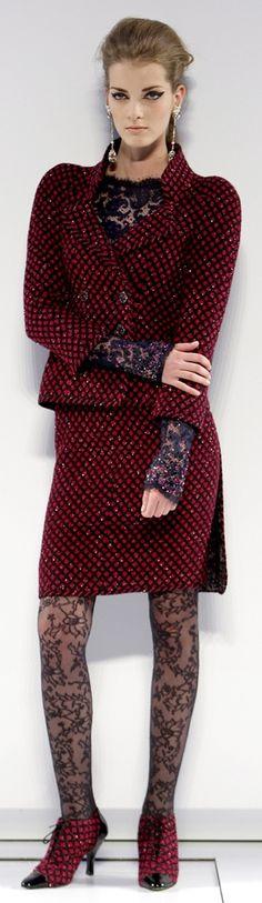 Chanel Haute Couture +