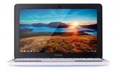 O Google anunciou nesta terça-feira, 08, oChromebook HP 11. O computador já está à venda em alguns países por US$ 280 e destaca-se pela bateria, que pode ser carregada via conectores USB, como um smartphone ou tablet, e dura aproximadamente seis horas.O gadget tem carcaça de plástico branca e pesa