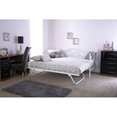 Shop Wayfair.co.uk for the best trundle bed with desk. Enjoy Free Shipping on most stuff, even big stuff.