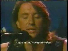 Richie Sambora - All That Really Matters (Live) (+playlist)