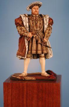 King Henry VIII, Andrea Miniatures