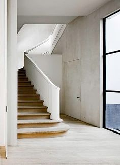 Architect Vincent Van Duysen's Antwerp's home. Photograph by Manolo Yllera