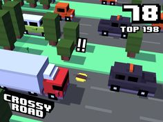 78 on #crossyroad. My top is 198.
