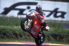 Troy Corser (Aus) - World Superbike Champion 1996 - Ducati 916