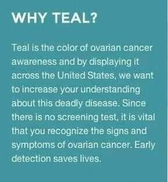 There are countless types of ovarian cancer. Ovarian cancer that starts externally of the ovary Eternal-Wellbeing Types Of Ovarian Cancer, Treatment For Ovarian Cancer, Ovarian Cancer Symptoms, Ovarian Cancer Awareness, Cancer Cells, Cancer Quotes, Cancer Support, The Help
