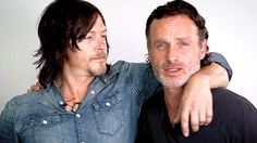 "rickgrimespls: "" ""Top 7 Reasons to hang with Norman Reedus "" """