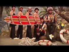 IJsjes - De zomer van Kapitein Winokio (boek+cd) - YouTube