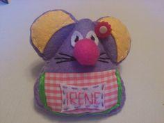 Ratona para Irene