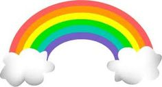 Rhymes and  Rainbows - a poem about my writing style.