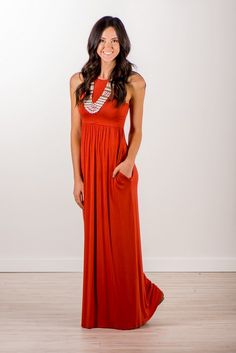 These darling scoop neck Maxi's are the perfect piece to transition you from season to season!