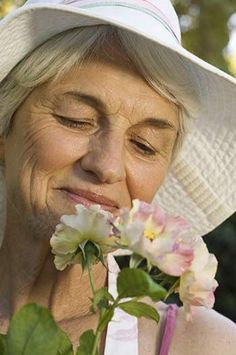 Memories connected to odor tend to be deeply enduring, like Proust's memories of madeleines. At minimum, familiar and pleasing odors can create a happy mood.  #dementia #caregiver #babyboomer