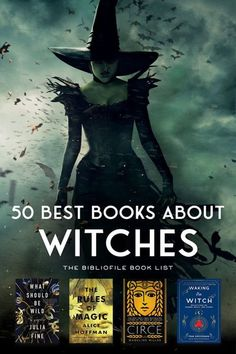 50 Best Books About Witches (Updated for 2020) #BookList #Books #Fantasy #Fiction #Halloween #WhattoRead Best Books To Read, Good Books, Fantasy Books, Fantasy Fiction, Feminist Books, Young Adult Fiction, Horror Books, Science Fiction Books, Penguin Books
