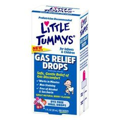Awesome for relieving gas fast, especially when you feel so bad because they are crying from a tummy ache :(