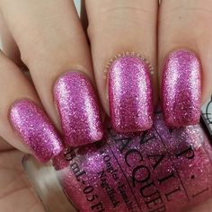 OPI Starry-Eyed For Dear Daniel swatched by Olivia Jade Nails
