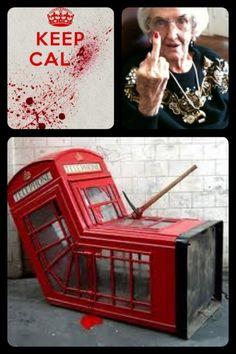 KEEP CAL !!! Haha