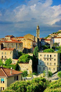 Sartène, Corsica, Fr