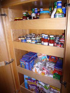 kitchen drawer plate organizer | Kitchen Cabinet Storage. Drawer Shelves Design Ideas, Pictures ...