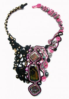 Soutache by Nancy Donalson