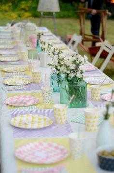 celebration diy decoration party // Play like a girl