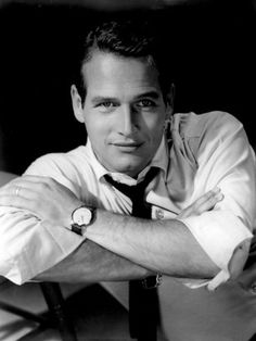Had I been born 20 years earlier, Paul Newman, without a doubt, would have been my celebrity crush.