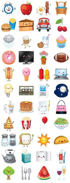Newest Photo Printable Stickers emoji Tips One of several (many) benefits of your internet can be printables. Stickers Kawaii, Free Stickers, Printable Stickers, Free Planner, Happy Planner, Printable Planner, Printables, Planner Stickers, Journal Stickers