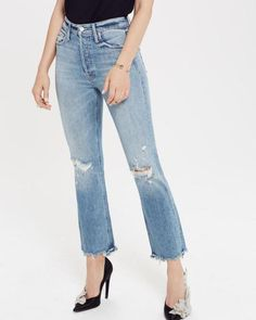 6929db9cb3d8 Tripper Ankle Jeans Mother Denim, Ankle Length, Ankle Jeans, Classic Style,  Dress