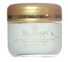 BioJoven Caviar Tratamiento Facial Antiarrugas de Noche AntiWrinkle Night Treatment 60 g  212 oz >>> You can get additional details at the image link.